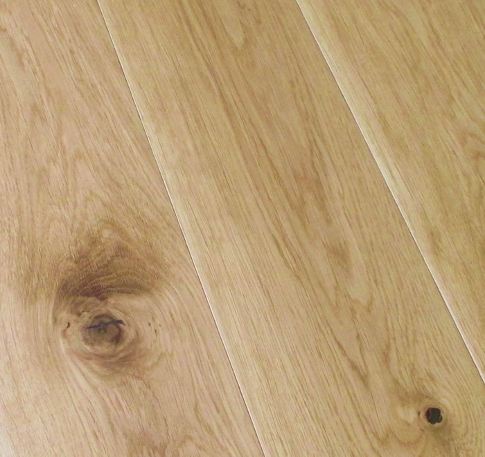 150mm Rustic Oak Oiled