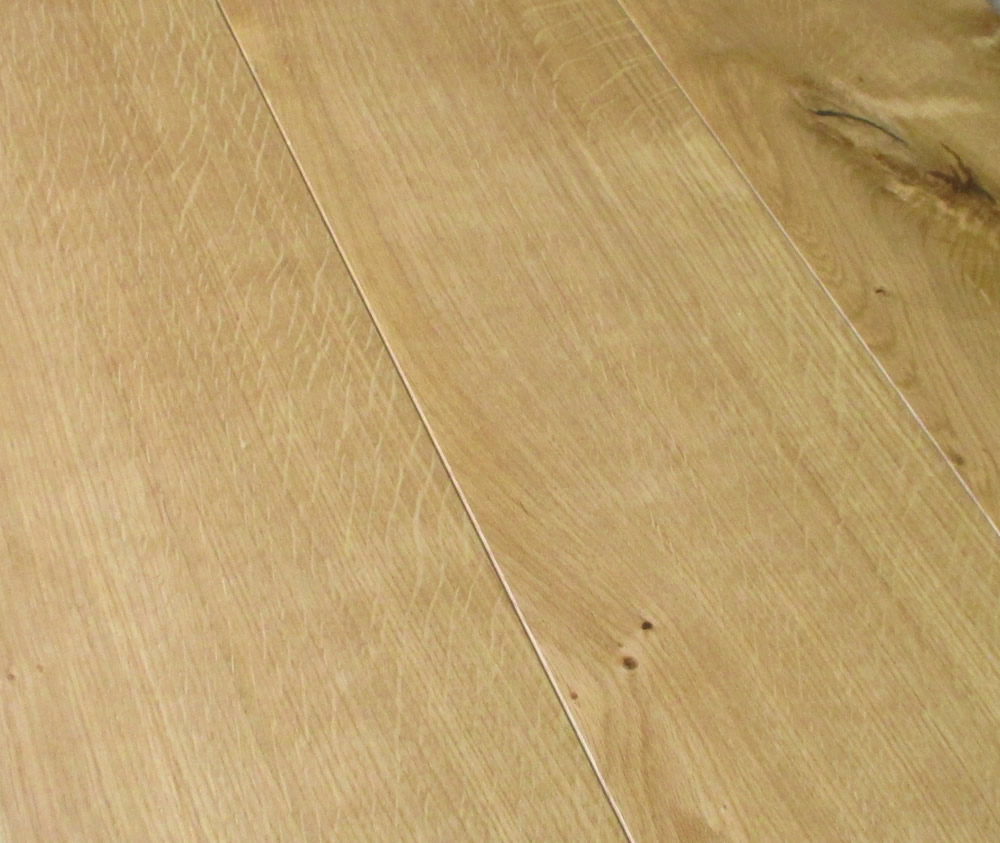 191mm Oak Structure Oiled