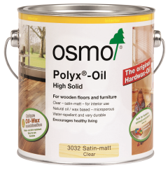 Osmo Polyx Oil 3.0L (Clear Satin 3032)