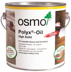 Osmo Polyx Oil Tints 2.5L