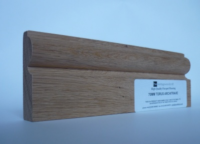 Oak Architrave Torus 70mm
