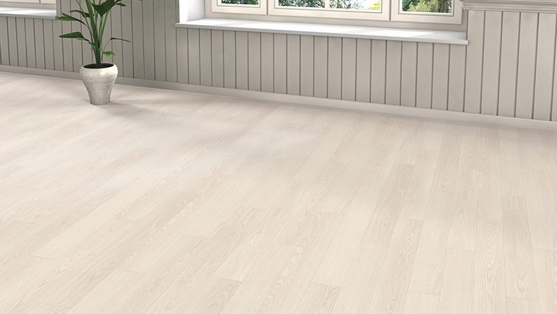 White Laminate Flooring lovely white oak laminate flooring white oak laminate flooring ideas and designs flooring ideas Haro Loft 4v Oak Classic White