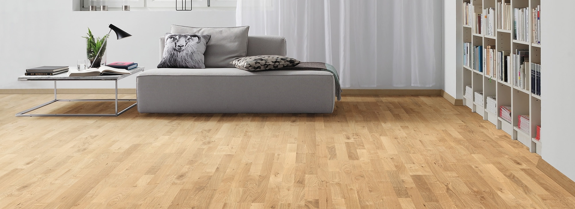 HARO Parquet 4000 Oak Family Longstrip