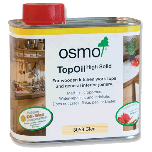 Osmo TopOil Clear Satin 3028