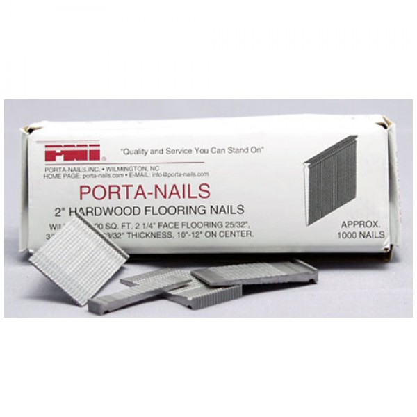 Porta-Nails Floor Nails - Pack of 1000