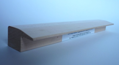 Square Nose Hardwood Moulding