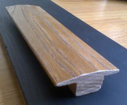 T-Bar Hardwood Mouldings