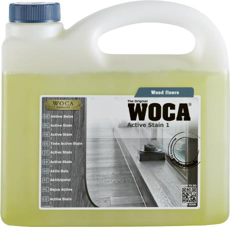 WOCA Active Stain No.1 - 2.5L