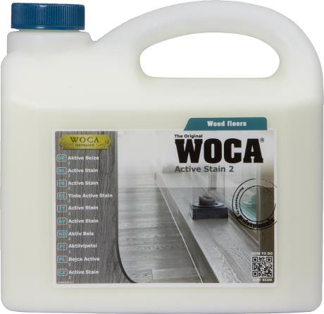 WOCA Active Stain No.2 - 2.5L