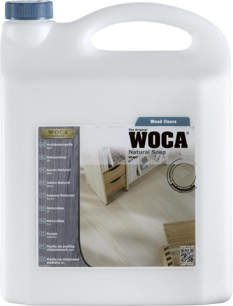 WOCA Natural Soap (White) 5L