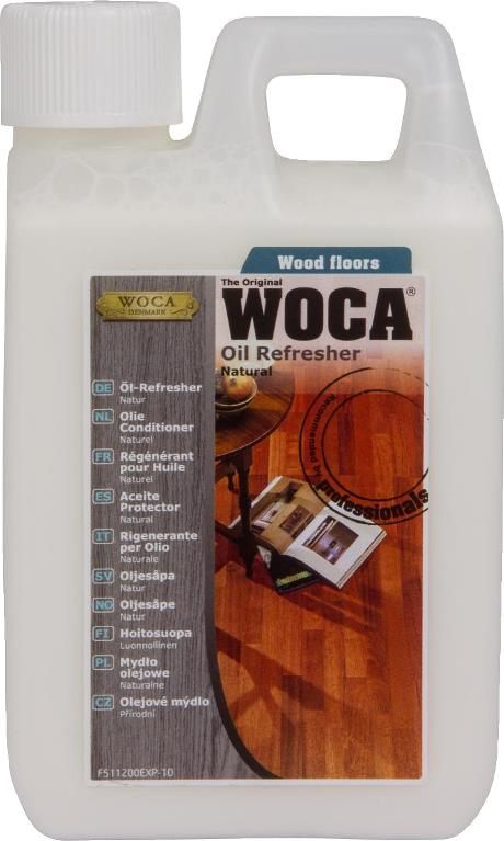 WOCA Oil Refresher Natural 0.25L