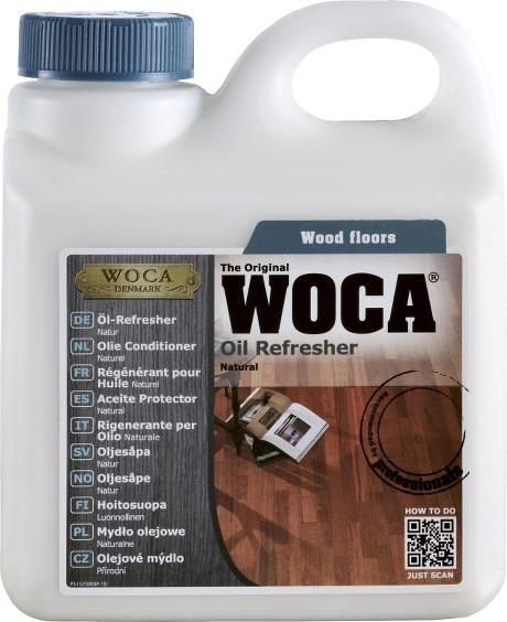 WOCA Oil Refresher Natural 1L