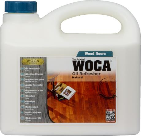 WOCA Oil Refresher Natural 2.5L