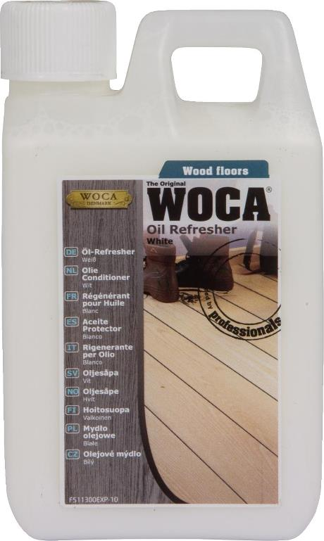 WOCA Oil Refresher White 0.25L