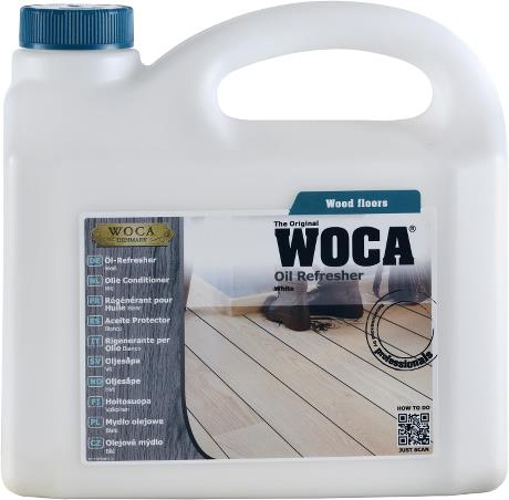 WOCA Oil Refresher White 2.5L