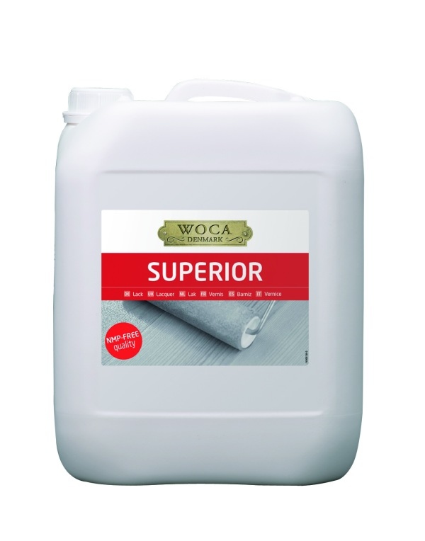 WOCA Superior Floor Lacquer Satin 5L