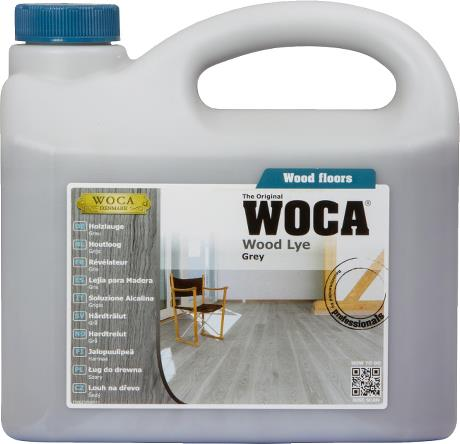 WOCA Wood Lye Grey 2.5L