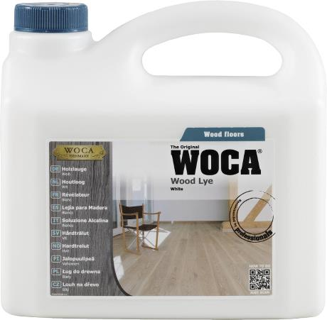 WOCA Wood Lye White 2.5L